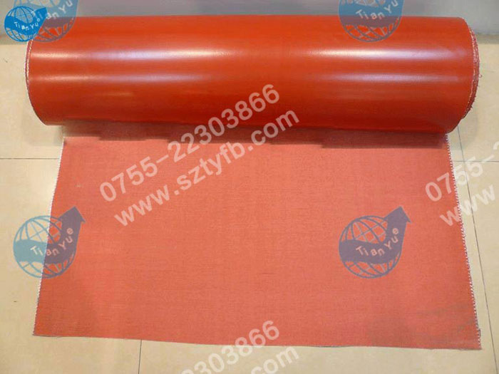 Silicone fireproof-Shenzhen Tian Yue Canvas Products Co ,Ltd