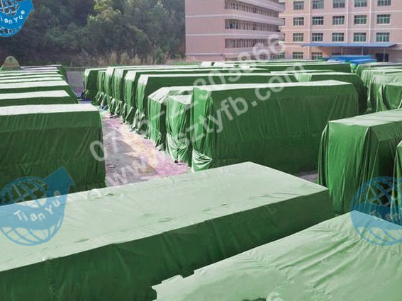 Yard waterproof canvas tarp
